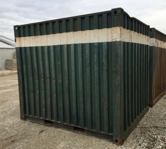 """Container, 10 """""""
