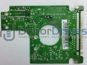WD1200BEVE-00UYT0 2061-701510-000 AG WD IDE 2.5 PCB