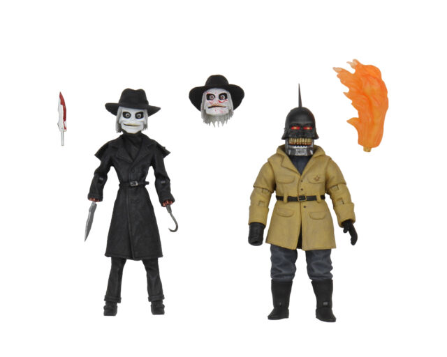 """Puppet Master - Ultimate Blade & Torch 7"""" Scale Action Figure - 2 Pack - NECA"""