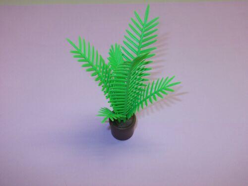 Playmobil ® Pflanze Farn  für Figuren Häuser Garten Terrasse