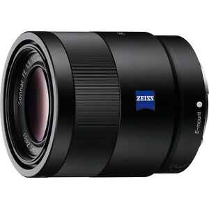 Sony-Sonnar-T-FE-55mm-f-1-8-ZA-Lens-Carl-Zeiss-Lens-USA-Version-a7-Series-camera