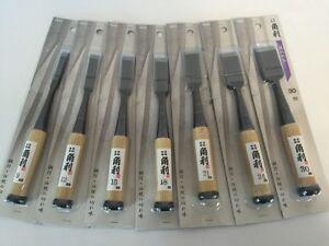 Livraison Rapide Kakuri Menuiserie Ciseau Ory Nomi Kakuuchi Shirakashi Bois Poignée Du Japon-afficher Le Titre D'origine