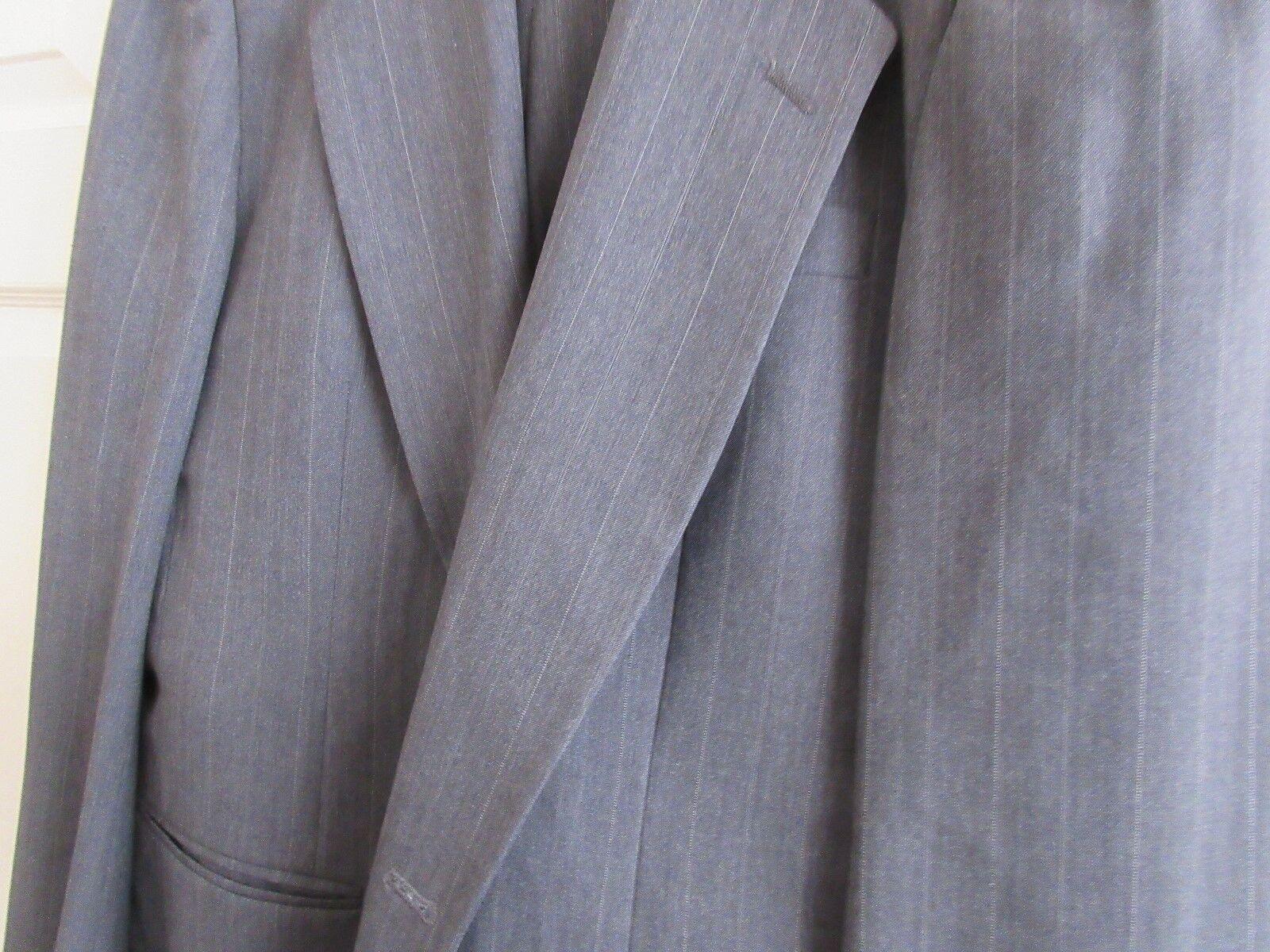Men's Dress Suit , Vintage , Two Piece , Nino Cerruti ,