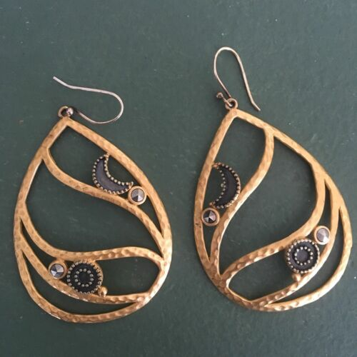 Satya Jewelry Celestial Earrings In Solstice