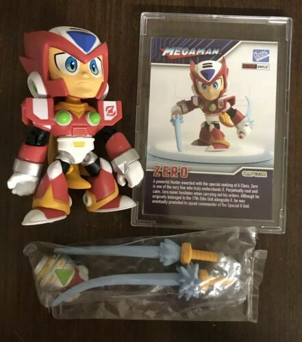 The Loyal Subjects Megaman Zero Action Vinyl Figure