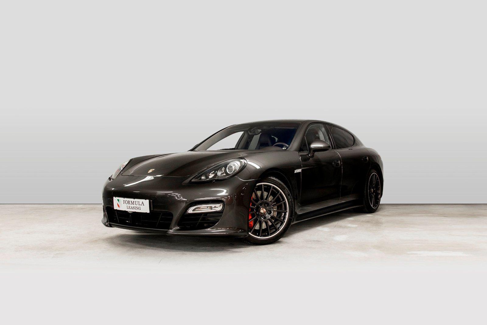 Porsche Panamera GTS 4,8 PDK 5d - 300.000 kr.