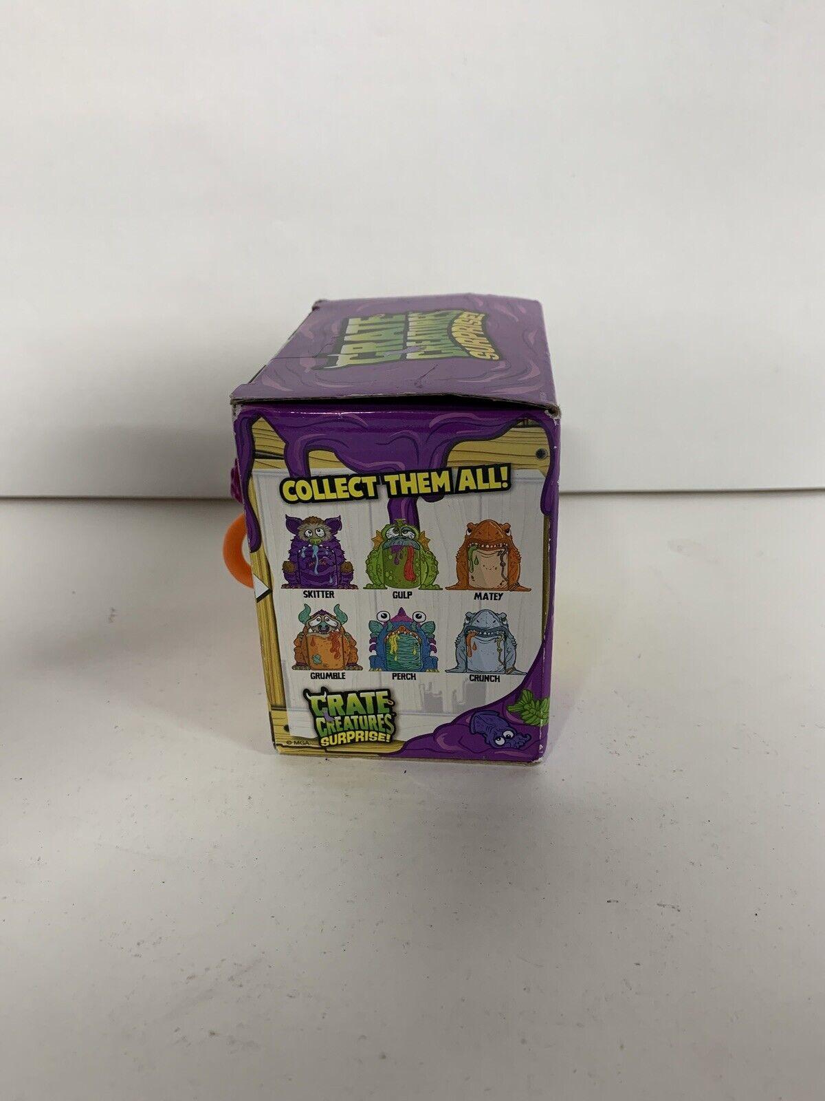 2 Crate Creatures Surprise Barf Buddies Series 1 Matey Gulp for sale online