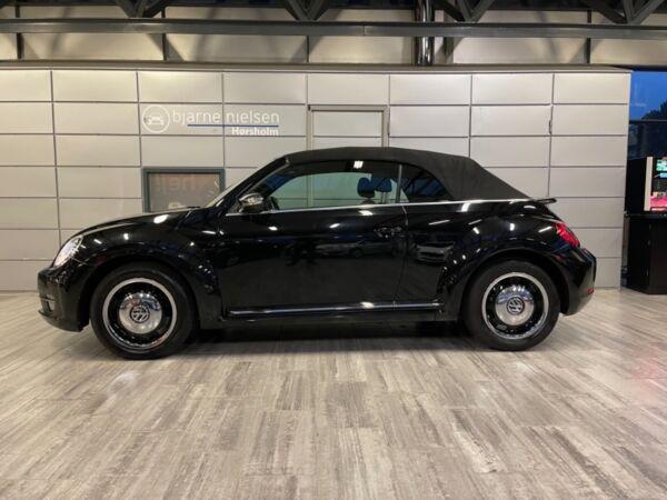 VW The Beetle 1,2 TSi 105 Design Cabriolet DSG - billede 2