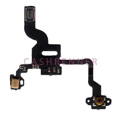 Ein An Aus Flex Mikro Sensor Schalter Taste Power Button Key Apple iPhone 4