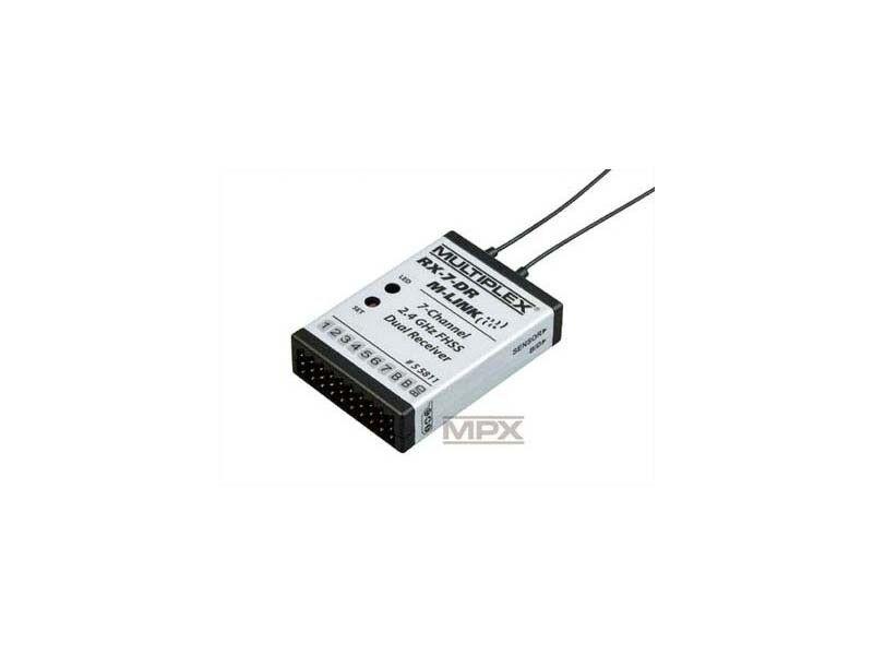Multiplex Ricevente rx7dr mlink 2,4 GHz  55811