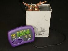 884uf Mfd 650vdc High Voltage Oil Filled Energy Storage Capacitor Tested