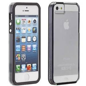 CASE MATE NAKED TOUGH CASE COVER FOR APPLE IPHONE 5 5S CLEAR WITH ... 03b2a042811d