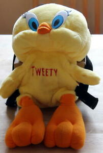 Looney Tunes Tweety Bird Backpack For Toddler