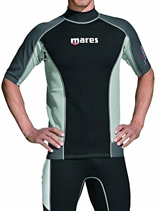 Mares Thermo Guard 0.5 Short Sleeve Top Scuba Diving Wetsuit