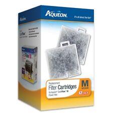 Aqueon Filter Cartridge 06418, Medium, 12-Pack, New, Free Shipping