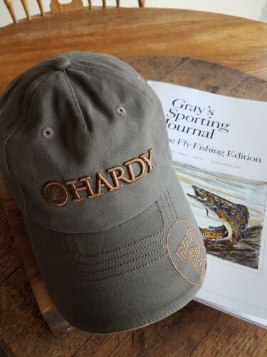 Hardy C/&F 3D Classic Logo Hat Olive