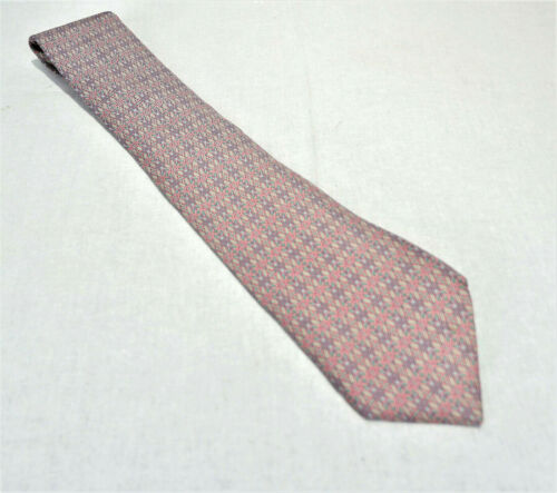 Hermes Men 's Silk Neck Tie 58""
