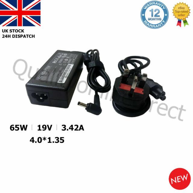 Asus Vivobook Ordinateur Portable Chargeur Adaptateur 19 V 2.37 A - 3.42 A 4.0*1.35mm AD883220 X553M