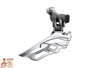 SHIMANO-CLARIS-R2030-8-SPEED-TRIPLE-28-6-31-8-34-9mm-ROAD-FRONT-BIKE-DERAILLEUR