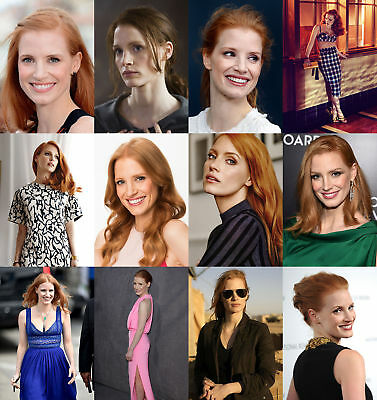 Jessica Chastain Hot Sexy Photo Print Buy 1 Get 2 Free Choice Of 117 Ebay