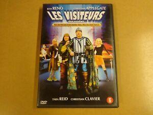 DVD-LES-VISITEURS-JEAN-RENO-CHRISTINA-APPLEGATE