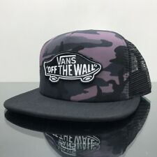 e3ba014ed3b5d item 7 VANS CLASSIC PATCH TRUCKER HAT SNAPBACK CAP BLACK PLUM (ONE SIZE) - VANS CLASSIC PATCH TRUCKER HAT SNAPBACK CAP BLACK PLUM (ONE SIZE)