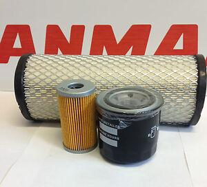 oe filters air oil fuel yanmar takeuchi tb135 145 3\u0026amp;4tn