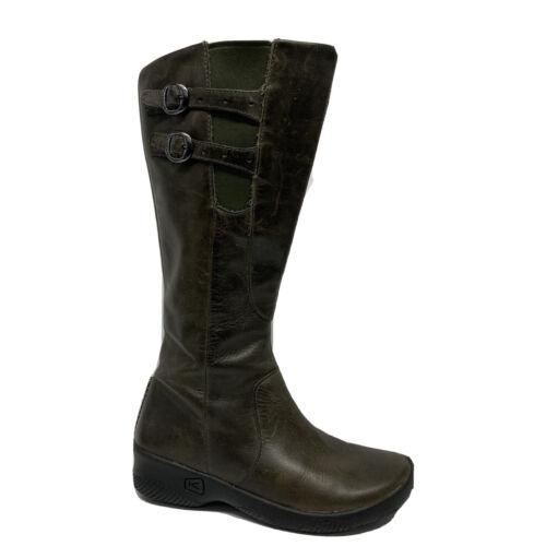 Keen Bern Baby Bern Waterproof Boots Tall Leather