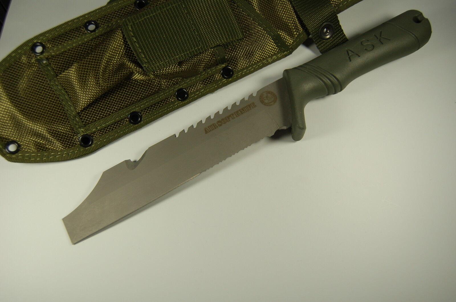 MAC Coltellerie ASK Outdoormesser Einsatzmesser Einsatzmesser Einsatzmesser Maniago Italien  | Gemäßigten Kosten  181c4e