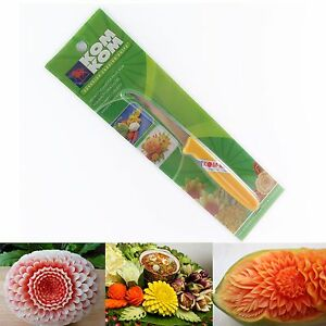 Kom-Kom-Carving-Knife-Stainless-Fruit-Vegetable-Kitchenware-Soap-Craft-Amazing