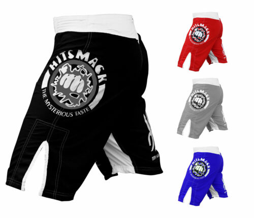 New UFC MMA Grappling Short Kick Boxing Mens Muay Thai shorts Small2XL
