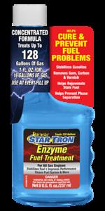 Starbrite-STARTRON-reduziert-Verbrauch-Schlick-Enzyme-250ml-fuer-Benzin