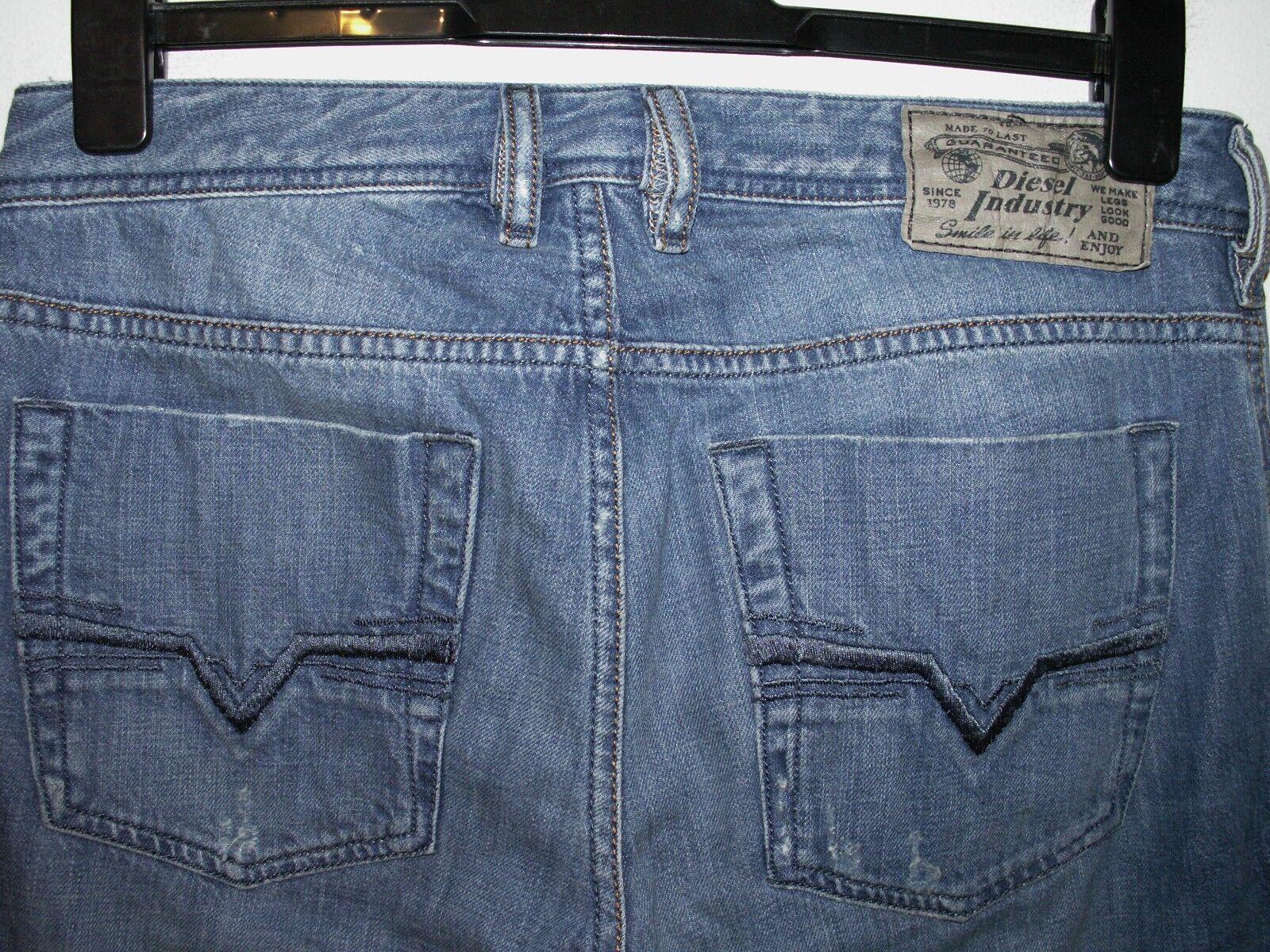 Diesel zathan bootcut jeans wash 008B6 W29 L32 (a3749)