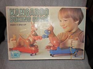 Vintage-Kangaroo-Boxing-Game-Action-Kangaroo-Fighting-Game