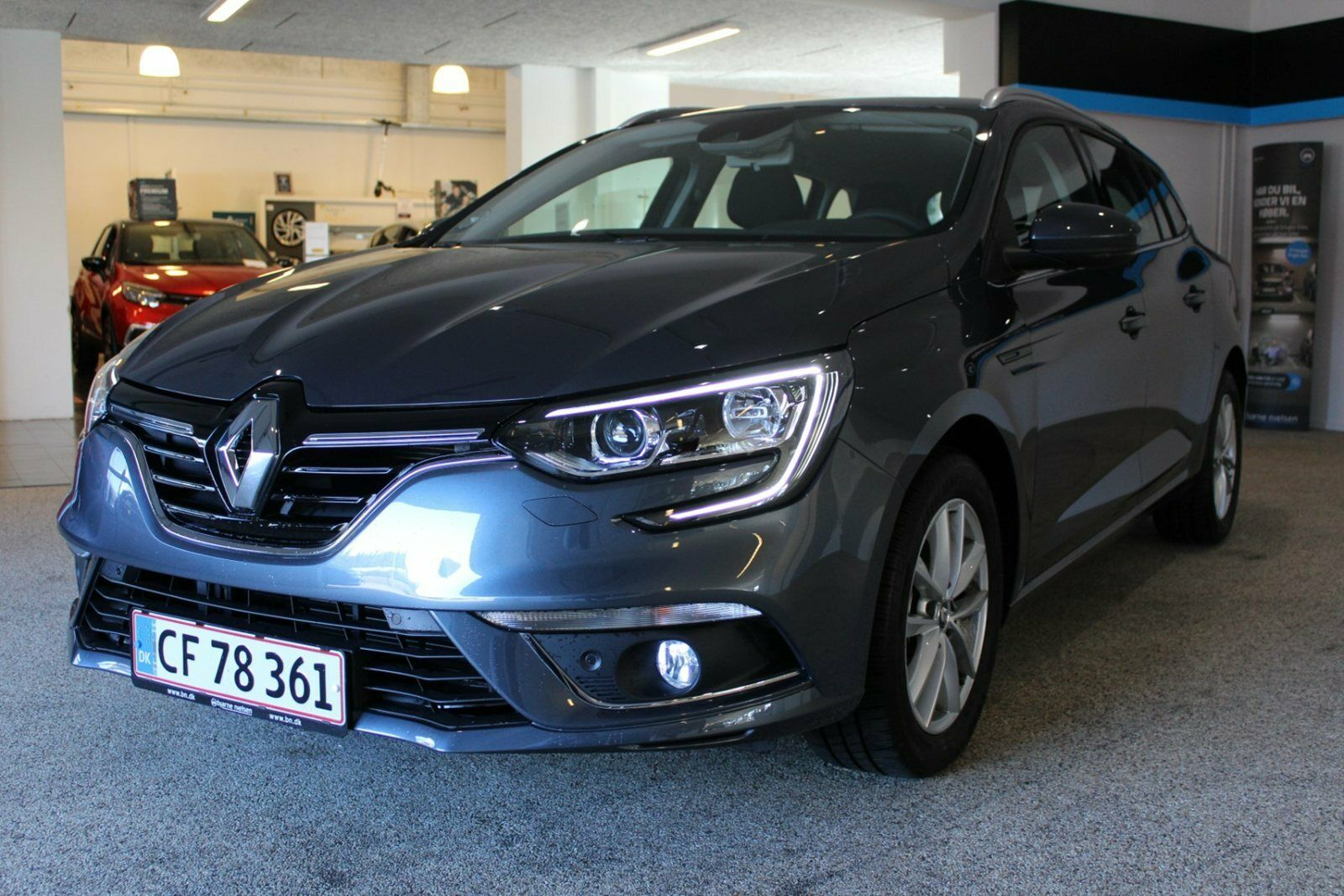Renault Megane IV 1,3 TCe 140 Zen ST