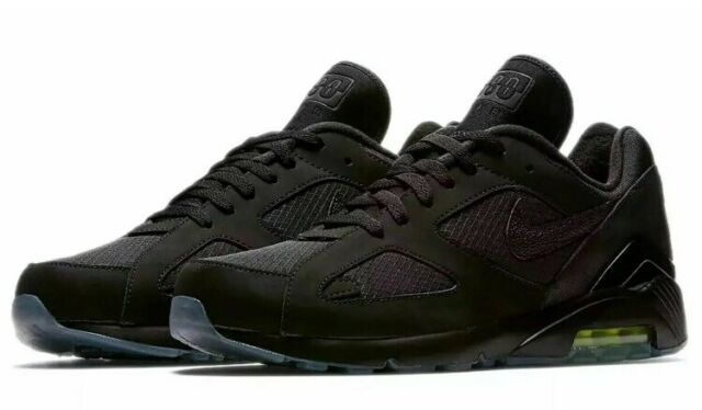 Nike Air Max 180 Zapatillas NegrasVolt | AQ6104 001