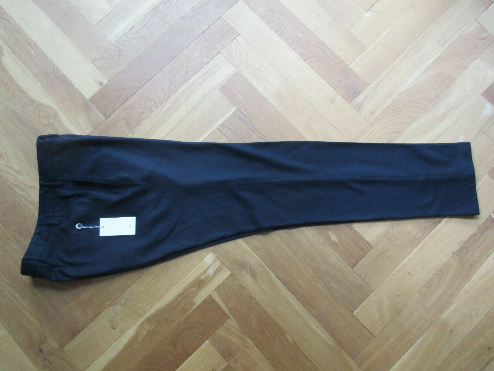 GTA il Pantalone-Uomo Pantaloni Pantaloni Pantaloni - 50-Lana-navyblu-SLIM FIT-NUOVO 410ff9