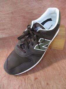 super popular 7ebea 33e03 Details about New Balance 373 ML373BRS brown white suede sneakers trainers  14 new