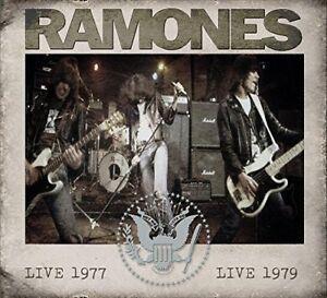 Ramones-Live-1977-and-1979-CD