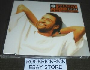 Shaggy Featuring Rayvon In The Summertime 4 Track Cd Ebay