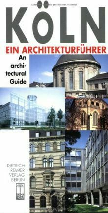 Köln. Ein Architekturführer. / An architectural Guide (A...   Buch   Zustand gut