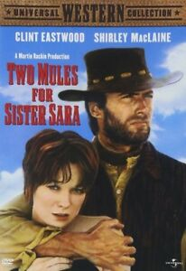 Two-Mules-for-Sister-Sara-New-DVD-Dolby-Dubbed-Subtitled-Widescreen