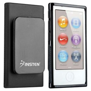 Black-TPU-Rubber-Soft-Skin-Cover-Case-with-Belt-Clip-For-iPod-Nano-7-7G-7th-Gen