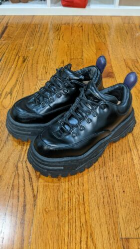 Eytys Angel Leather Sneakers - image 1