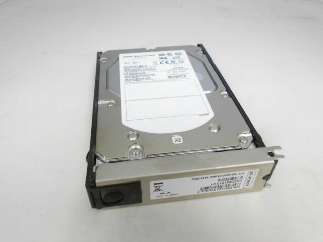 Dell EqualLogic 600GB 10K SAS PS6500 PS6510 Hard Drive WK0CR 9FS066-057 W/ Tray