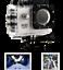 GOPRO-TELECAMERA-FULL-HD1080P-Sport-Camera-GO-PRO-SUBAQUEA-30MT-FULL-HD miniatura 2
