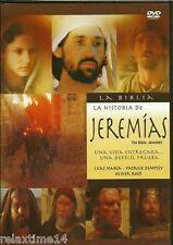 LA BIBLIA LA HITORIA DE JEREMIAS NEW DVD