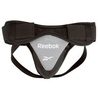 Reebok Junior Hockey Goalie Jock Cup K101 Strap Rbk Jr. Support Ice