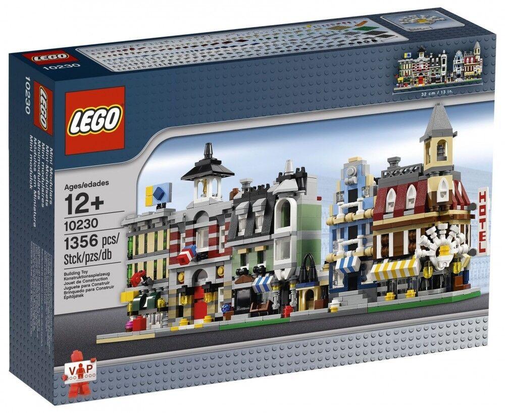 Lego Créator 10230 MINI MODULAIRES NEUF 1 édition