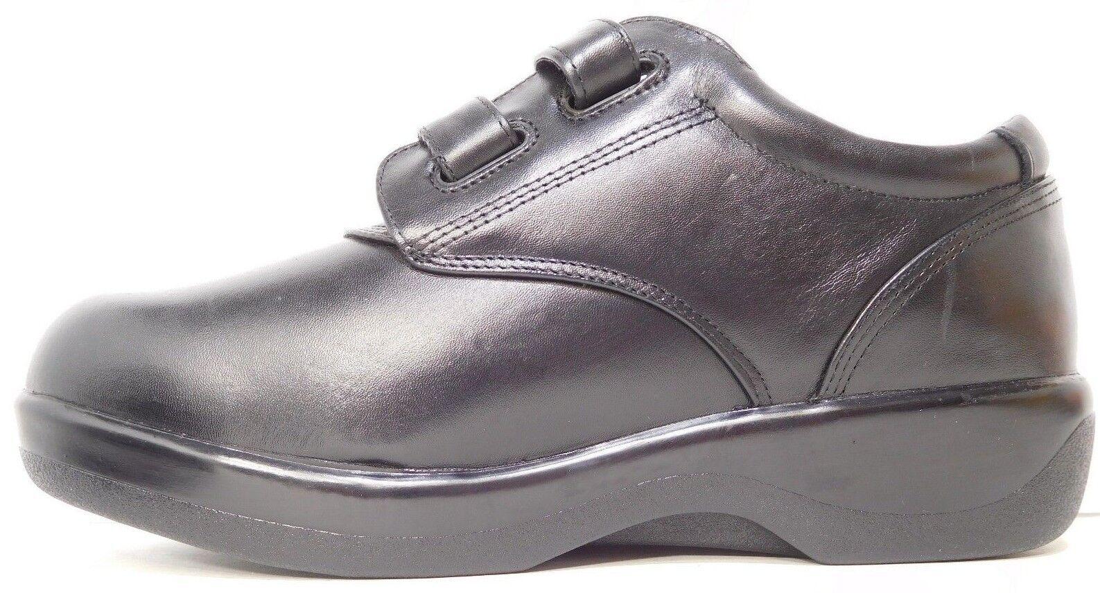 Apex Ambulator 12018 mujer zapato terapéutico diabéticos extra profundidad profundidad extra X-ancho 11 negro 79a2a1